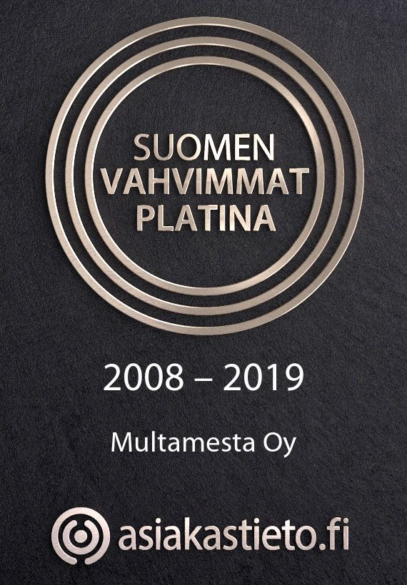 Suomen vahvimmat Multamesta Oy